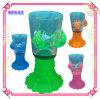 Colorful Sexy Bikini Shot Glass Cup with Skirt Standing