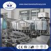 350ml Plastic Bottle Water Production Line with Two Line Bottle Supply