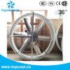 """Fiberglass Blast Fan 36"""" for Dairy, Swine, Poultry, Industrial Application"""