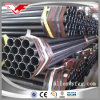 ASTM A53 Sch40 Black ERW Carbon Steel Pipe Factory