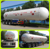 Factory Make Best-Selling China LPG Tanker Trailer for Sale Stainless Steel Pressure LPG Bulk Tank 3 Axle High Quality LPG