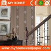 Stripe Decorative Wall Paper for Hotel Project