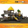 Natural II Series Outdoor Kids Playground Equipment with Slide (2015WPII-09001)