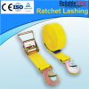 Auto, Motorcycle Rigging Cargo Belt Ratchet Cargo Lashing