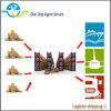 Freight Forwarder, Collect, Coordinate with Suppliers
