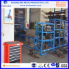 Popular and Good Looking Metallic Drawer Racking / Steel Mould Rack