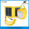 Solar Lantern Light with 9V Solar Panel Phone Charging