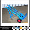 4 Wheels Folding Hand Trolley Hand Truck for Storage Use