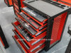 High Quality-Hot Sale 7 Drawers Tool Trolley with 220PCS Hand Tool Kits