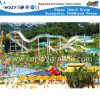 Tortuous Water Park Slide for Adults and Kids (HD-6904)