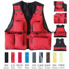 CE 75n Red Foam Jacket for Raft Fishing (HT86)