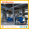 High Performance Canola Rapeseed Oil Refining Plant for Small Factory with Competitive Price