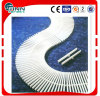 PP Material 2.3cm Thichness 15cm 18cm 20cm 25cm Width Overflow White Swimming Pool Grating