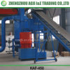 100-500kg/H Small Model Biomass Wood Sawdust Flat Die Pellet Machine