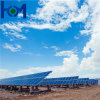 3.2mm Solar Panel Use Tempered Arc Solar Glass with SPF, SGS, ISO