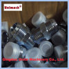 Bsp Male Double Hydraulic Adapter for 60° Seat Bonded Seal