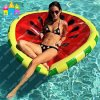 Inflatable Water Toy Watermelon Lemon Floating PVC Air Pool Floats