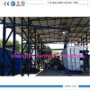 30 Ton Fully Continuous Pyrolysis Plant Recycling Plastic to Diesel