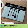 5mm Factory Price Safety Tempered Glass Chopping Board for Kitchen