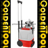 Professional 1200W Double Tube Trolley HVLP Floor Based Power Painting Spray Zoom Metal Gun Portable Electric Pneumatic Airless Paint Sprayer (GW8179P)