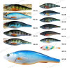 Plastic Fishing Lure--UV Coated Diving Minnow (HW007)
