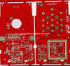 2017 High Quality Red Soldermask Immersion Gold PCB