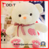Valentines Gift Couple Teddy Bear Plush Toy with Embroidery Heart
