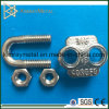 Us Type Drop Forged Stainless Steel Wire Rope Clamp