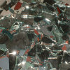 Mirror Chips, Broken Mirros, Crushed Mirrors for Countertops