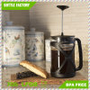 Coffee Maker Glass Body French Press Design -Easy to Use 34oz