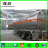 Tri-Axle Fuel Tank Truck Trailer Oil Semi Trailer 45000L Fuel Tank Trailer