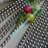 Elegant Metal Ball Bead Chain String Curtain
