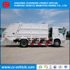 HOWO 6-Wheels 8 Tons Garbage Truck 12cbm Compression Garbage Truck
