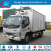 JAC Freezer Truck High Popularity Refrigerated Truck Hot Sale Refrigerator Truck