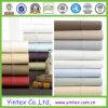 White 90GSM Brush Microfiber Bed Sheet Set