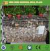 Welded Mesh Galvanized Wire Mesh Welded Gabion / Gabion Box Mesh Factory Supply