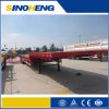 Competitive Price 60 Ton Tri Axle Extendable Low Flatbed Semi Trailer