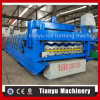 Hot Sale in Russian Corrugation Metal Roof Panel Double Layer Roll Forming Machine