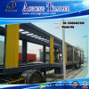 2 Axles Car/Vehicle Transport Semi Trailer, Truck Trailer