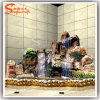 Professional Design Ornamental Rock Fountains Rockery Waterfalls for Garden