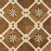 Maple Mosaic Wood Flooring (YN-071)