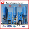 Hzs60 Concrete Batching Batch Plant with 100t Cement Silo