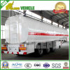 42000~45000liters Large Capacity Fuel Tanker Trailer