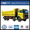 8X4 Dongfeng 40ton Left Hand Drive Dump Truck