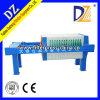 Manual Jack Filter Press From Dazhang Company