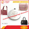 Hanging Customized Logo Nameplate Brand for Handbag with Decoration