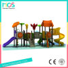 Colorful Happy Zoo Outdoor Playground Equipment for Open Area