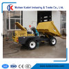 2tons Four Wheel Drive Concrete Dumper