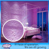 Design Acoustic 3D PVC Panel for Bedroom Wall Decoration