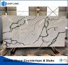 Artificial Quartz Stone for Building Material with Ce Certificate (Calacatta)